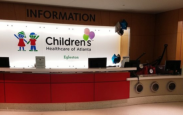 Children's Healthcare of Atlanta Egleston