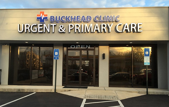 Buckhead Primary and Urgent Care Clinic