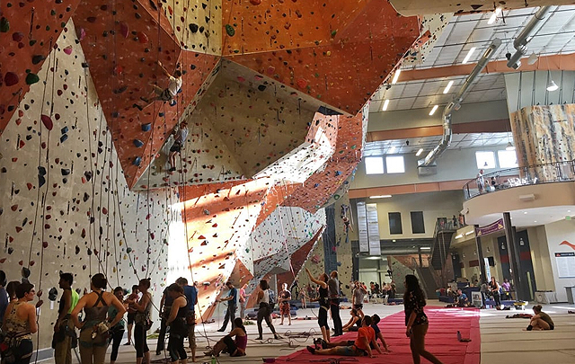 Stone Summit Climbing & Fitness Center