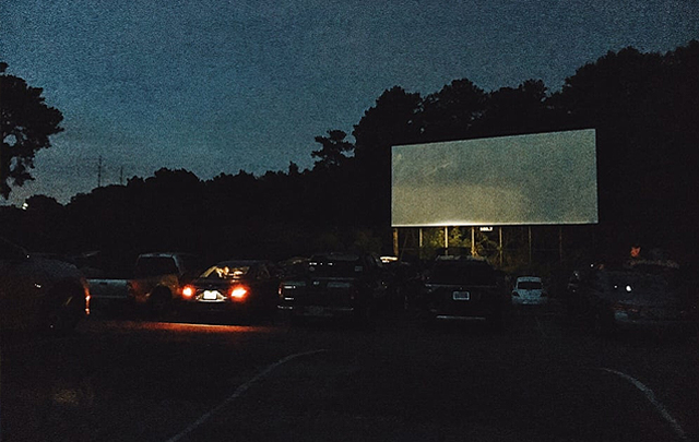 Starlight Drive-In Theatre & Flea Market