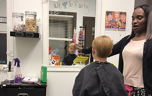 The Kids Salon