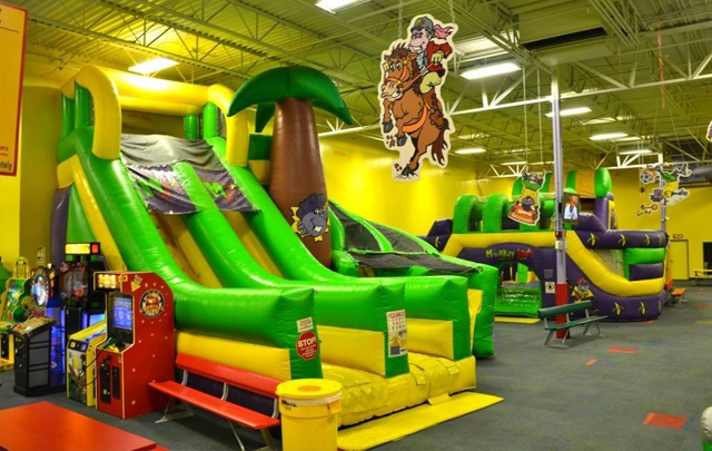 Monkey Joe's Parties & Indoor Playground