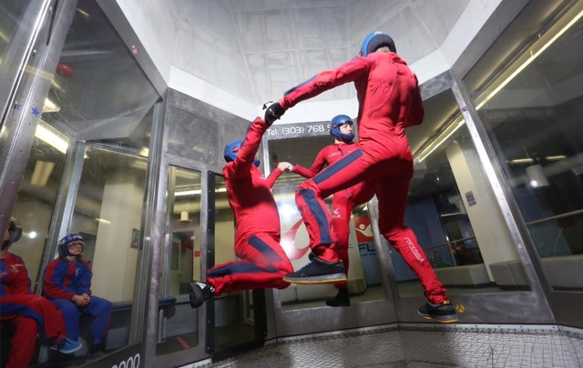 iFLY Indoor Skydiving – Atlanta
