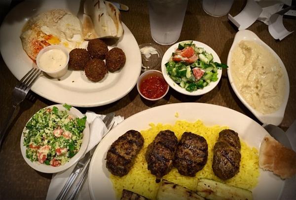 Cafe Sababa – Mediterranean Grill