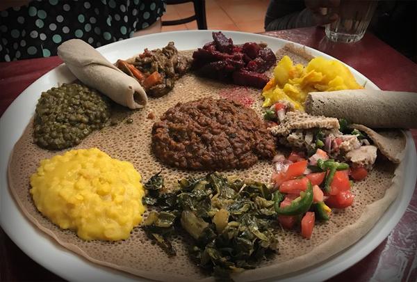 Embilta Café & Restaurant Ethiopian Cuisine