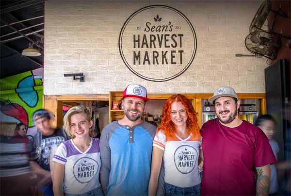 Sean's Harvest Market
