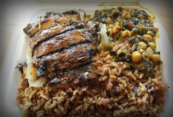 Tropical Caribbean Cuisine